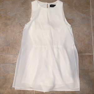 Fab'rik White Dress Size Small